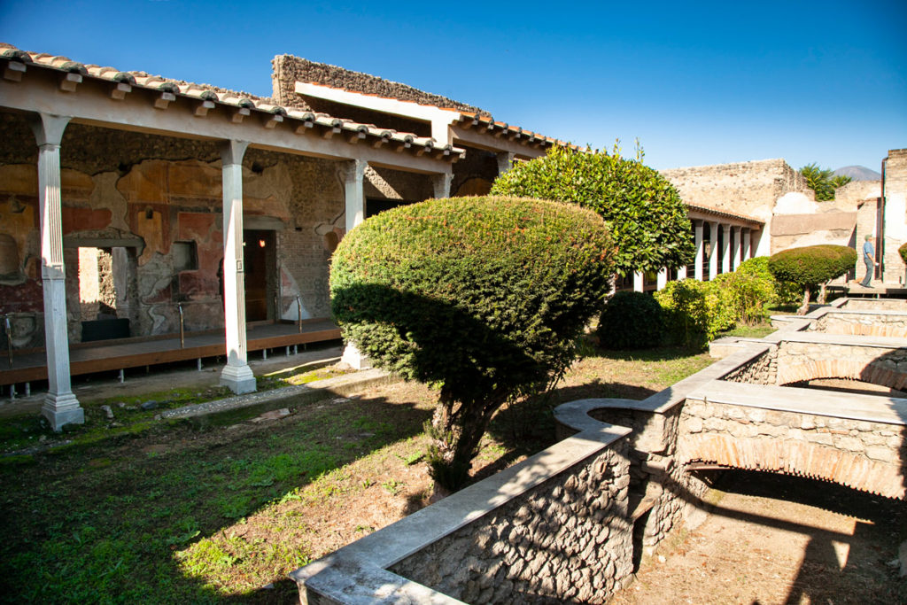 Casa delle Venere in Conchiglia - Cosa vedere a Pompei