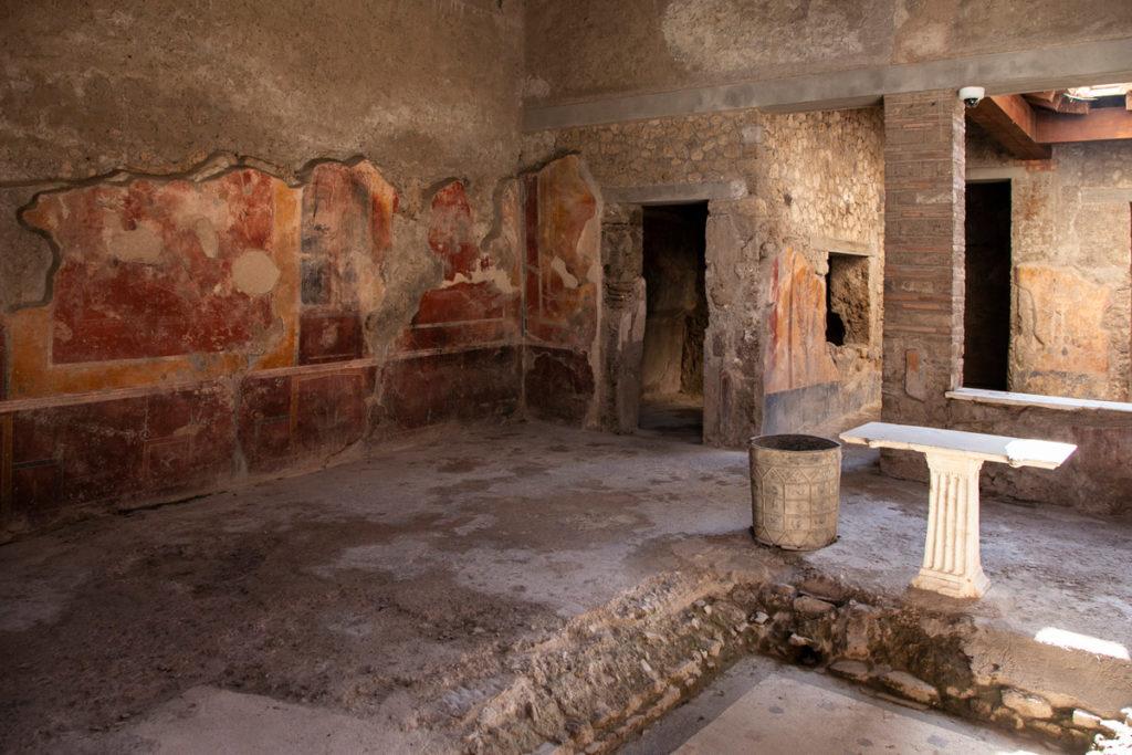 Casa di Fabius Amandio - Pompei