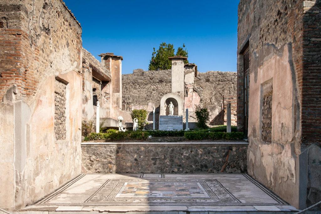 Casa di Marco Lucrezio a Pompei