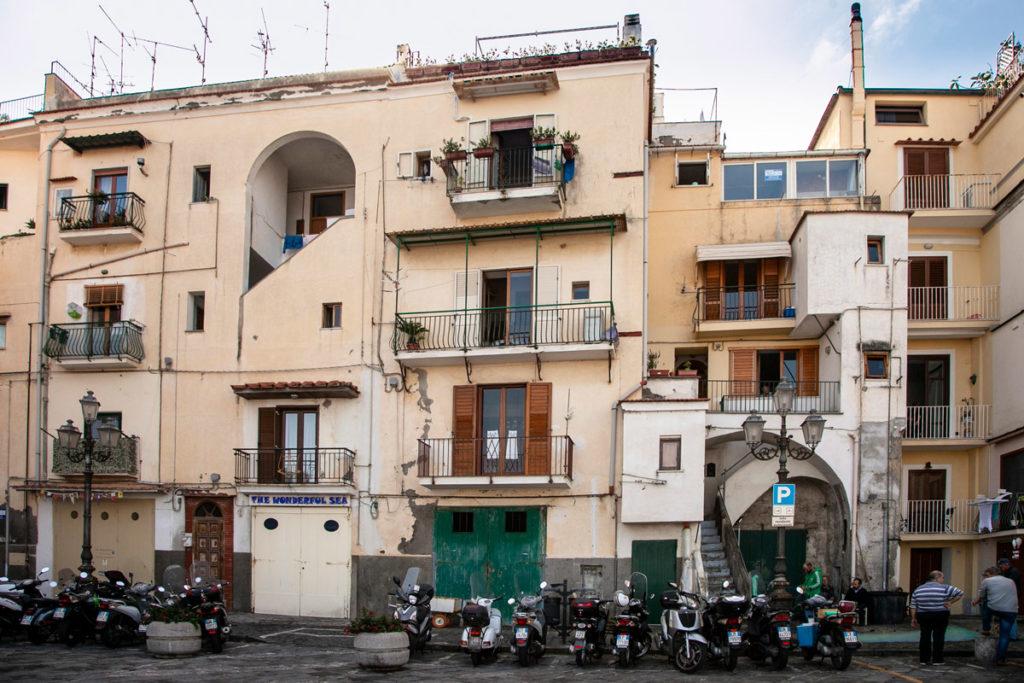 Case e palazzi di Marina Grande - Sorrento Storica