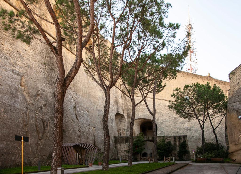 Castel Sant'Elmo al Vomero