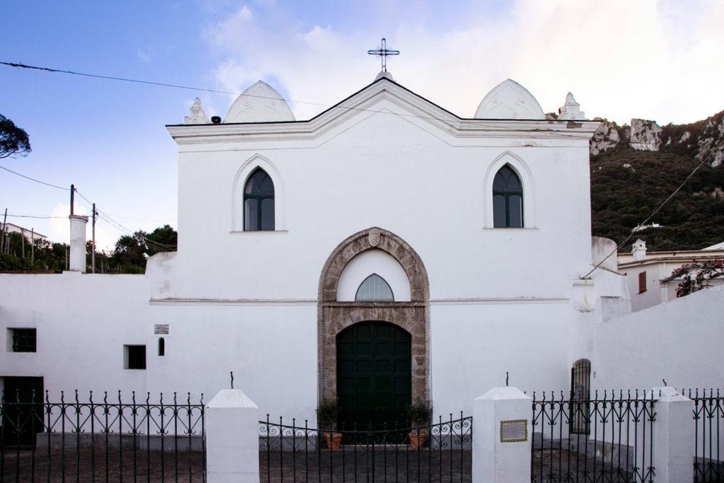 Chiesa di San Costanzo a Capri