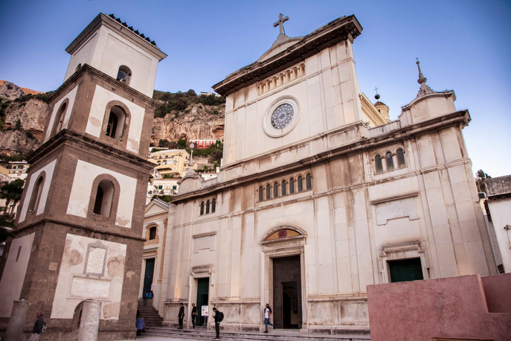 Chiesa di Santa Maria Assunta a Positano