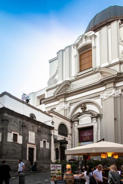 Chiesa di Santa Maria Maggiore alla Pietrasanta e Lapis Museum