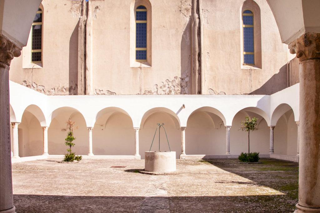 Chiostro Piccolo della Certosa di San Giacomo