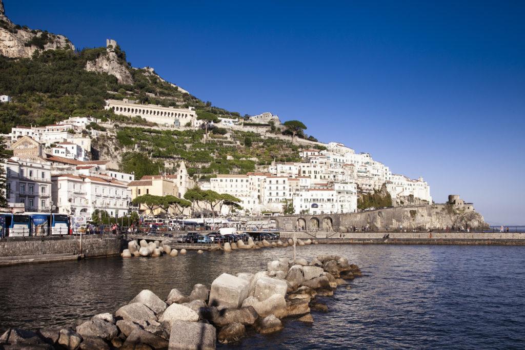 Cimitero Monumentale e borgo di Amalfi