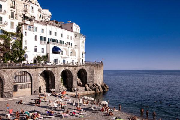 Come Arrivare ad Amalfi - Strada della Costiera Amalfitana