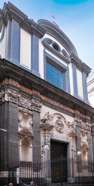 Complesso Museale di Santa Maria delle Anime del Purgatorio ad Arco in via dei Tribunali