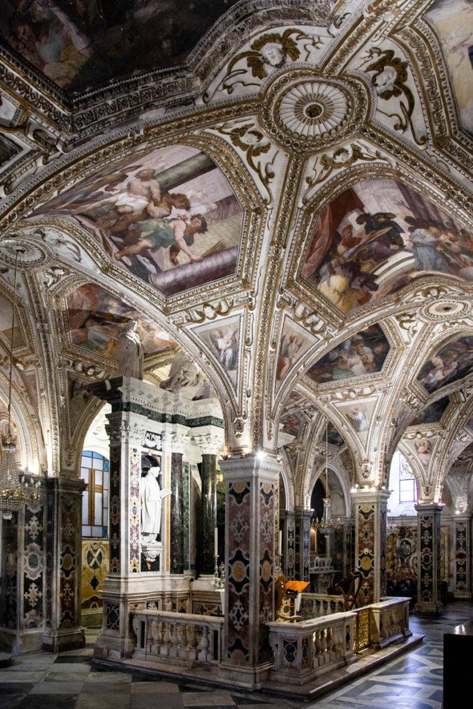 Cripta della Cattedrale di Sant'Andrea - Amalfi