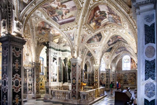 Cripta della Cattedrale di Sant'Andrea - Duomo di Amalfi