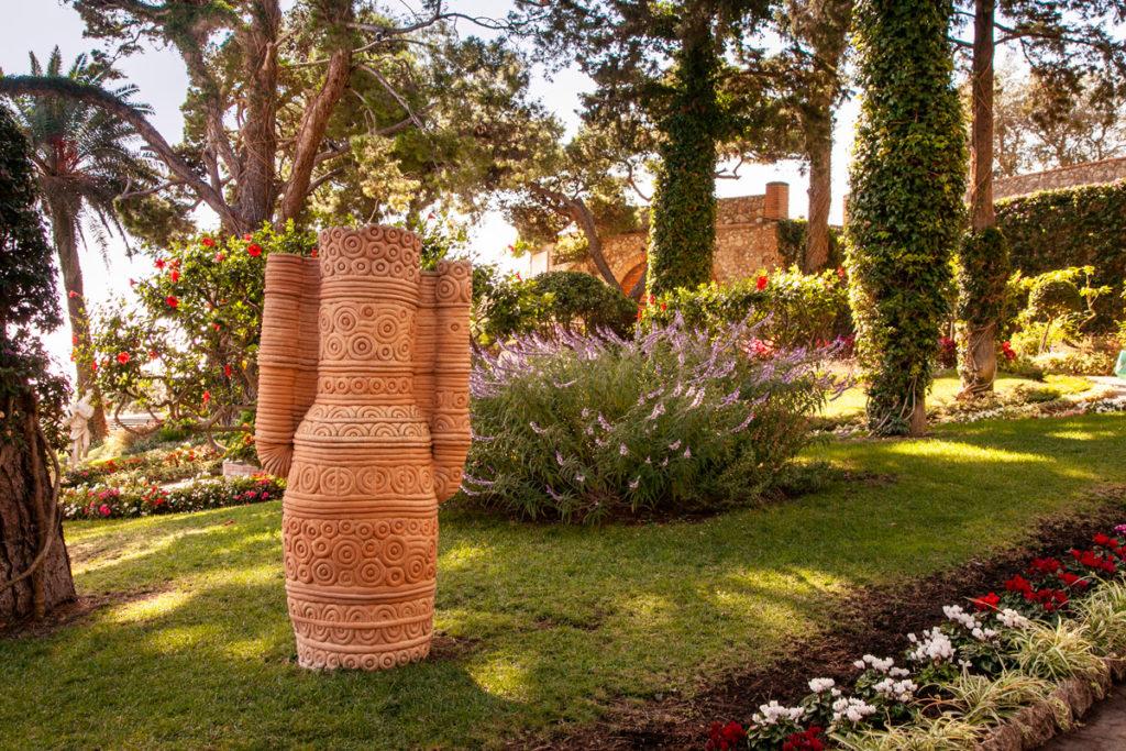Giardini di Augusto - Luoghi suggestivi di Capri