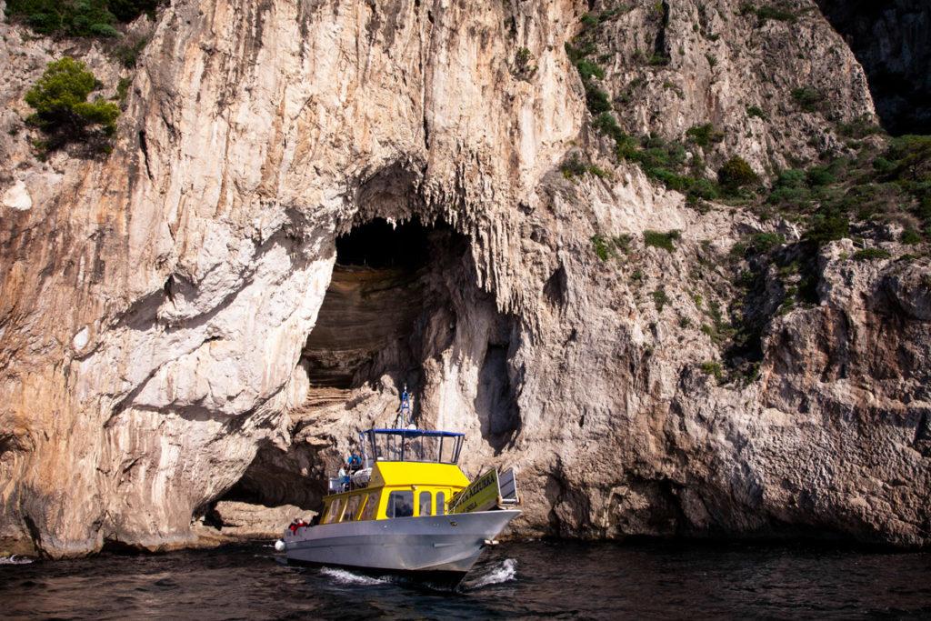 Grotta Bianca di Capri