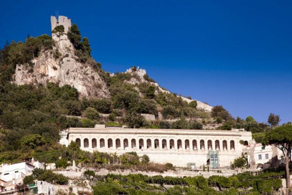Il cimitero Monumentale di Amalfi