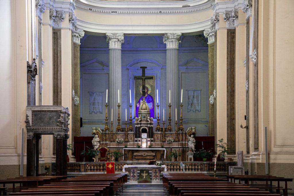 Interni della Basilica di San Giorgio Maggiore