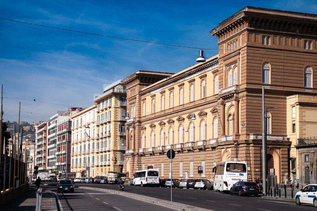 Lungomare Caracciolo - Cosa vedere a Napoli