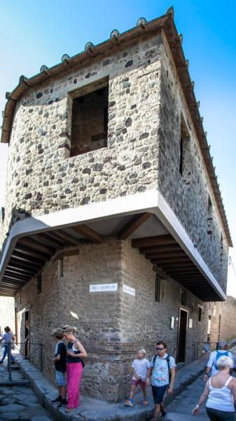 Lupanare - Casa delle Prostitute di Pompei