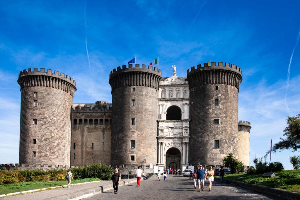 Maschio Angioino - Castello di Napoli