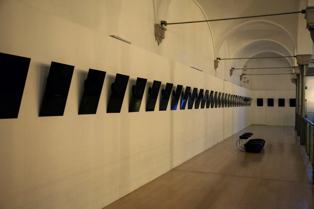 Museo per la Memoria di Ustica - Casse e Specchi neri
