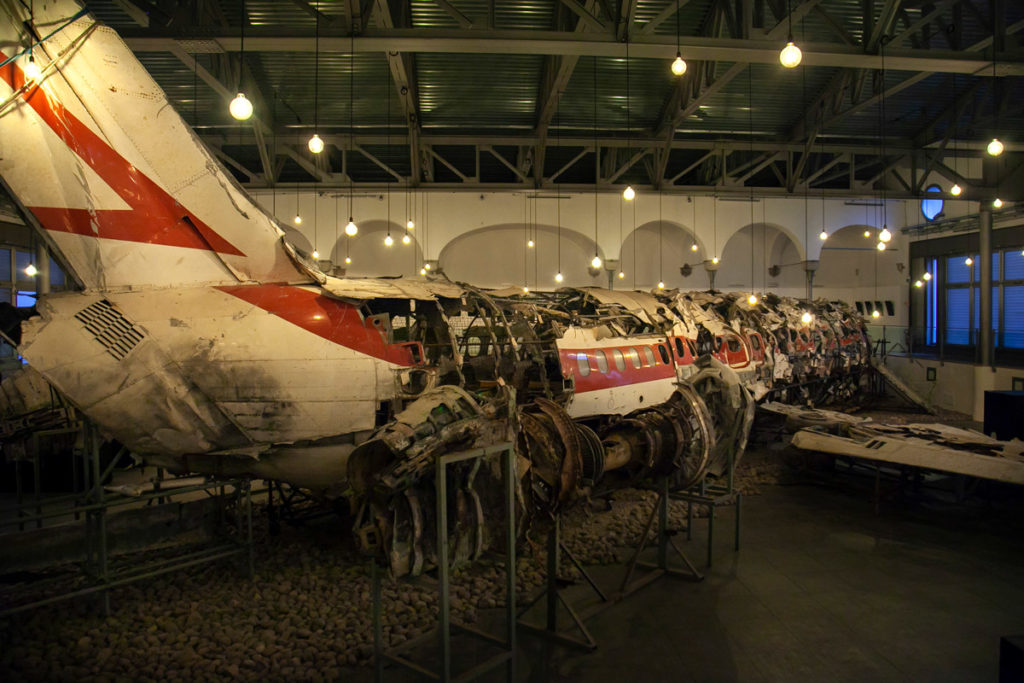 Museo per la Memoria di Ustica a Bologna - Ripercorrere la storia della tragedia