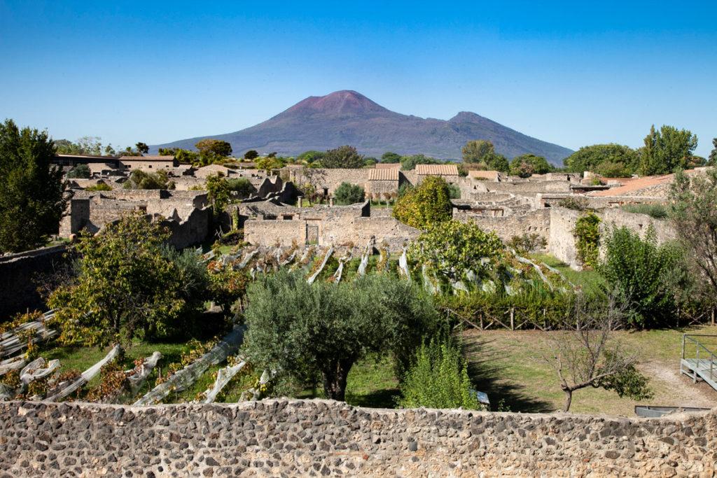 Orto dei Fuggiaschi di Pompei
