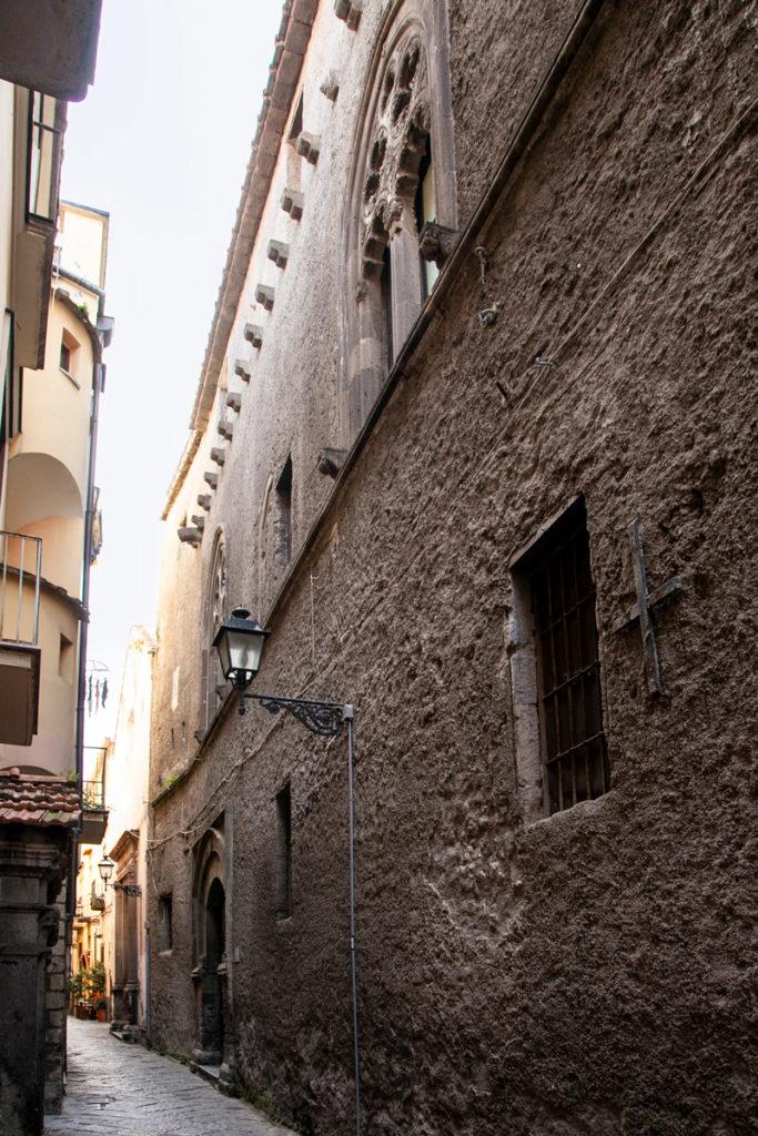 Palazzo Correale della famiglia Correale