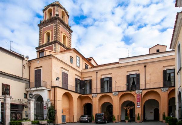 Palazzo Episcopale e Campanile del Duomo - Sorrento