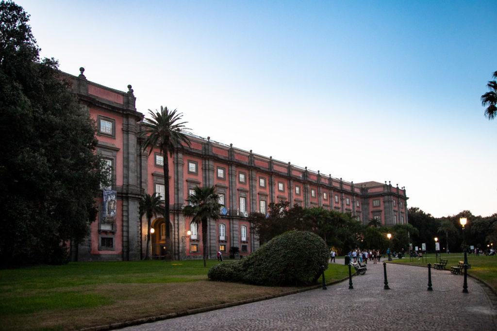 Palazzo Reale - Museo a Capodimonte