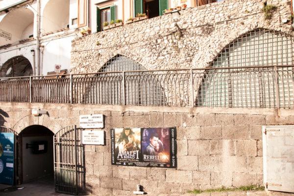 Palazzo dell Arsenale di Amalfi