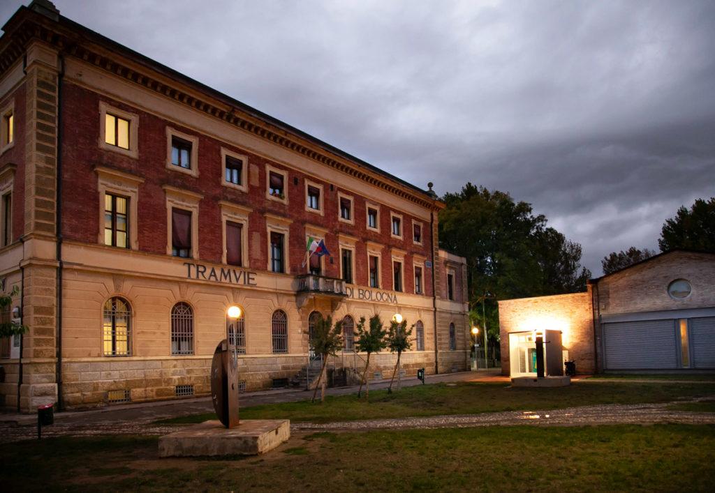 Palazzo delle Tramvie di Bologna