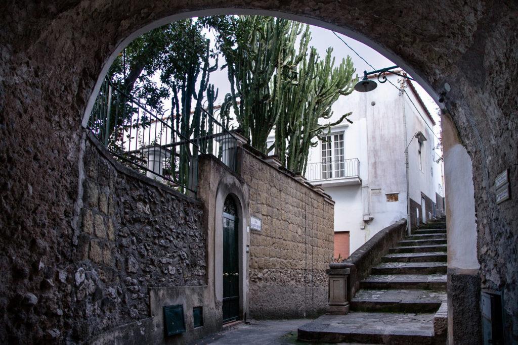 Passeggiata per i belvedere di Capri