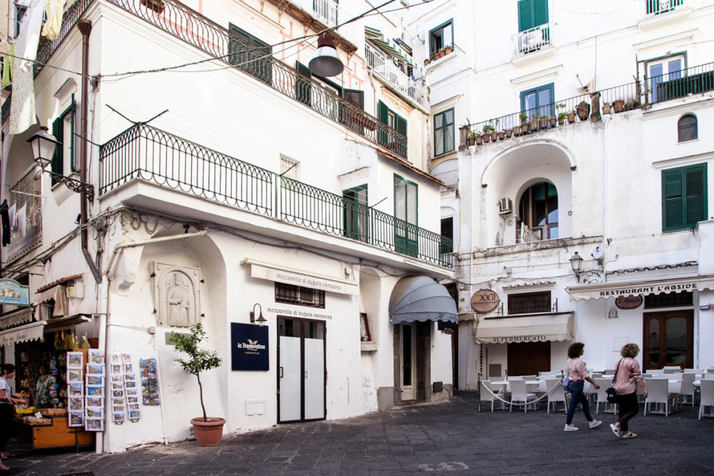 Piazza dei Dogi di Amalfi