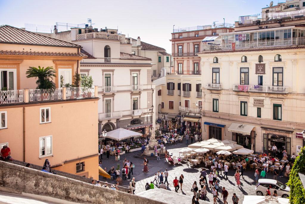 Piazza del Duomo di Amalfi