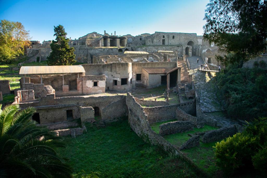 Pompei - Ingresso al sito archeologico