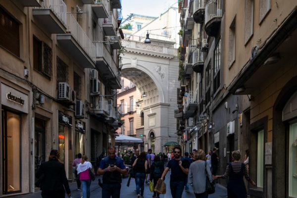 Ponte di Chiaia - Cosa vedere a Napoli