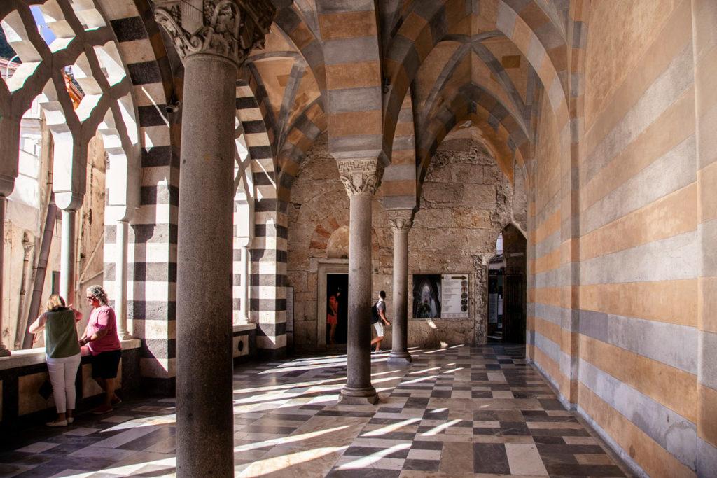 Porticati della Cattedrale di Sant'Andrea