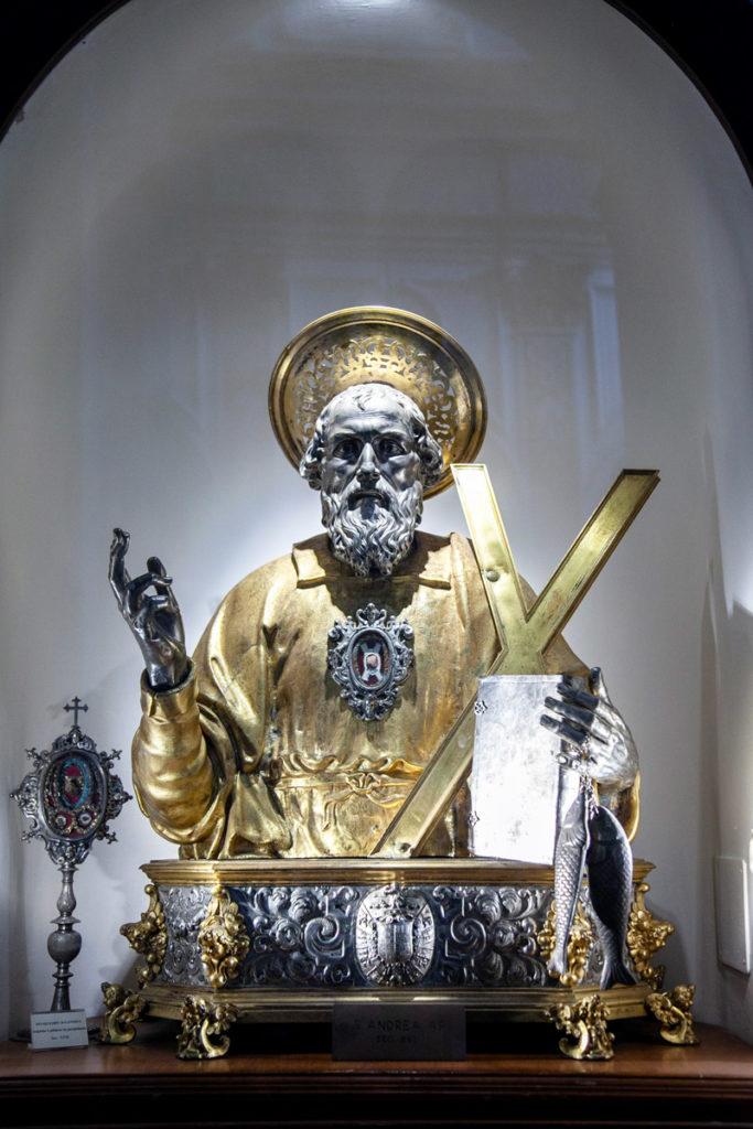 Reliquiario di Sant'Andrea - Duomo di Amalfi