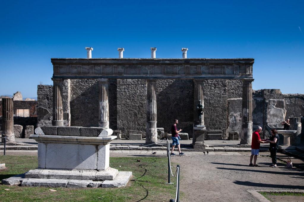 Santuario di Apollo a Pompei