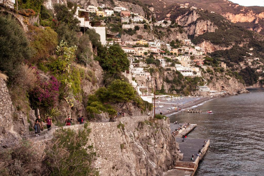 Sentiero degli innamorati e Panorama su Marina Grande