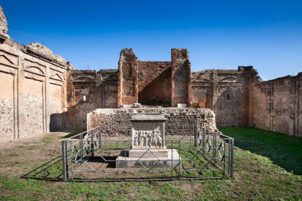 Tempio del Genius Augusti