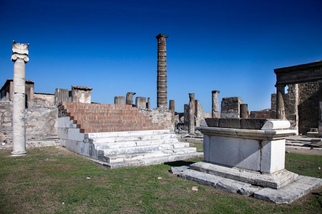 Tempio di Giove a Pompei