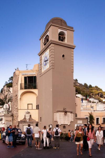 Torre dell'Orologio - Il Campanile di Capri