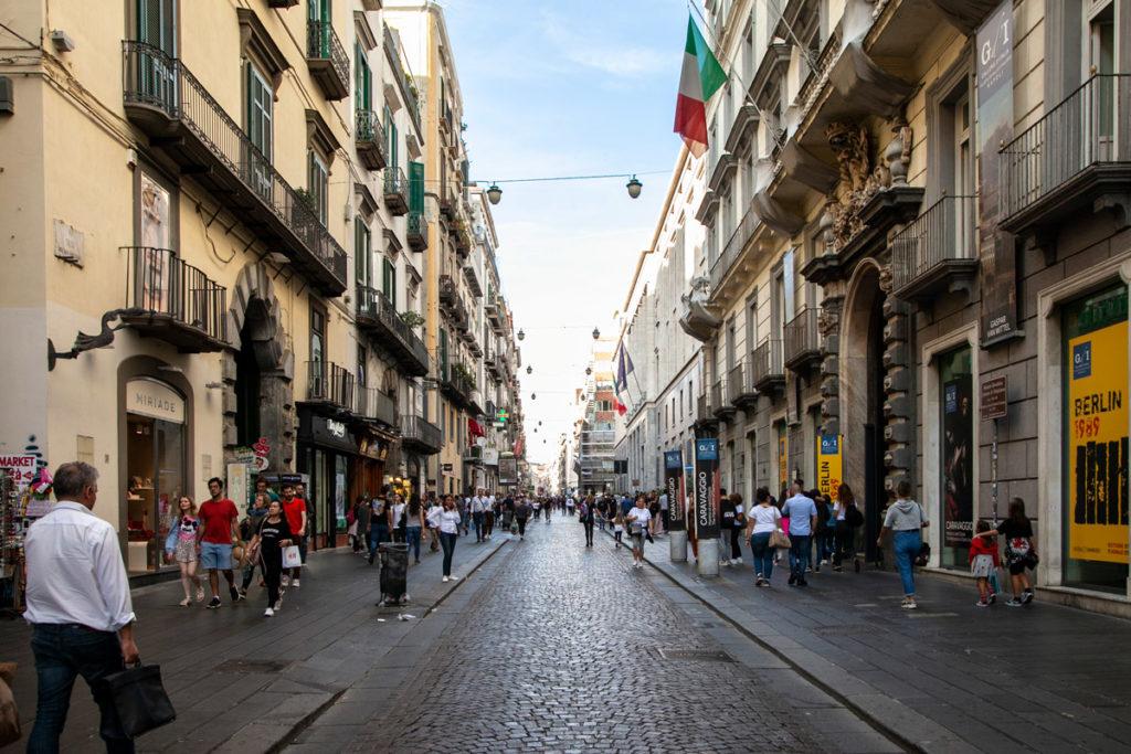 Via Toledo - Cosa vedere a Napoli