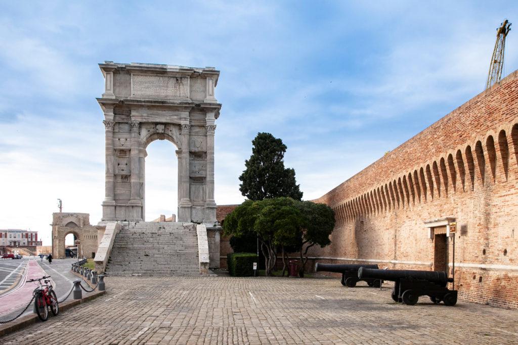 Arco di Traiano - Cosa vedere ad Ancona