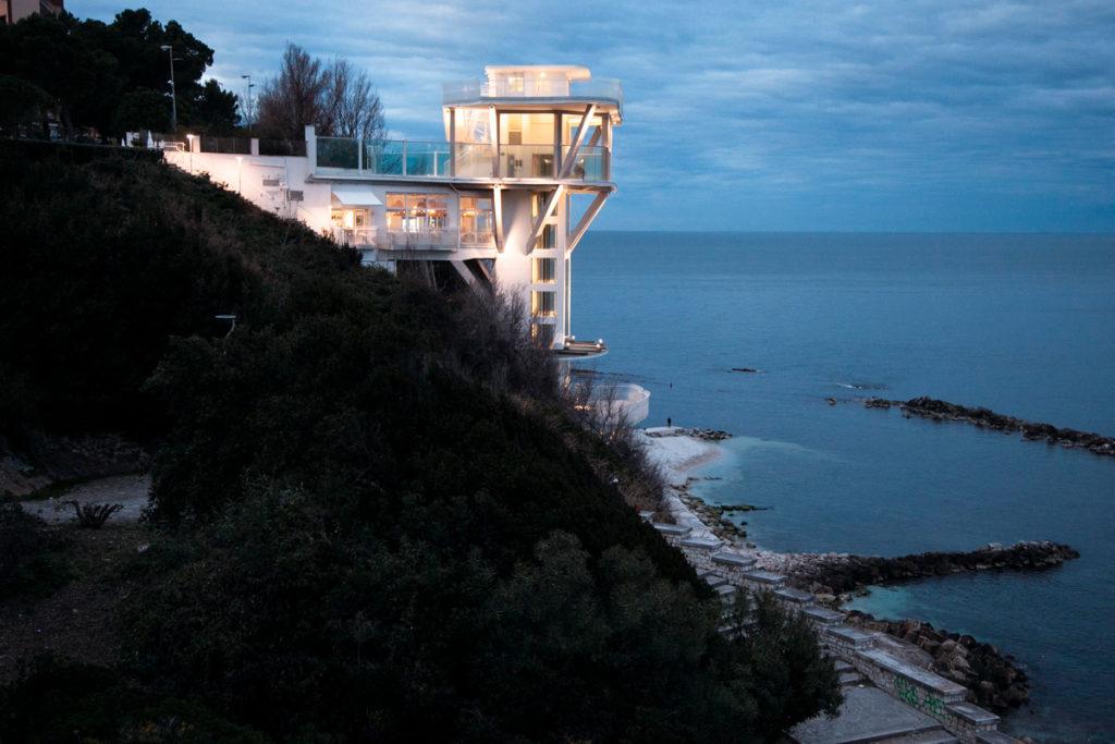 Ascensore del Passetto - Cosa vedere ad Ancona