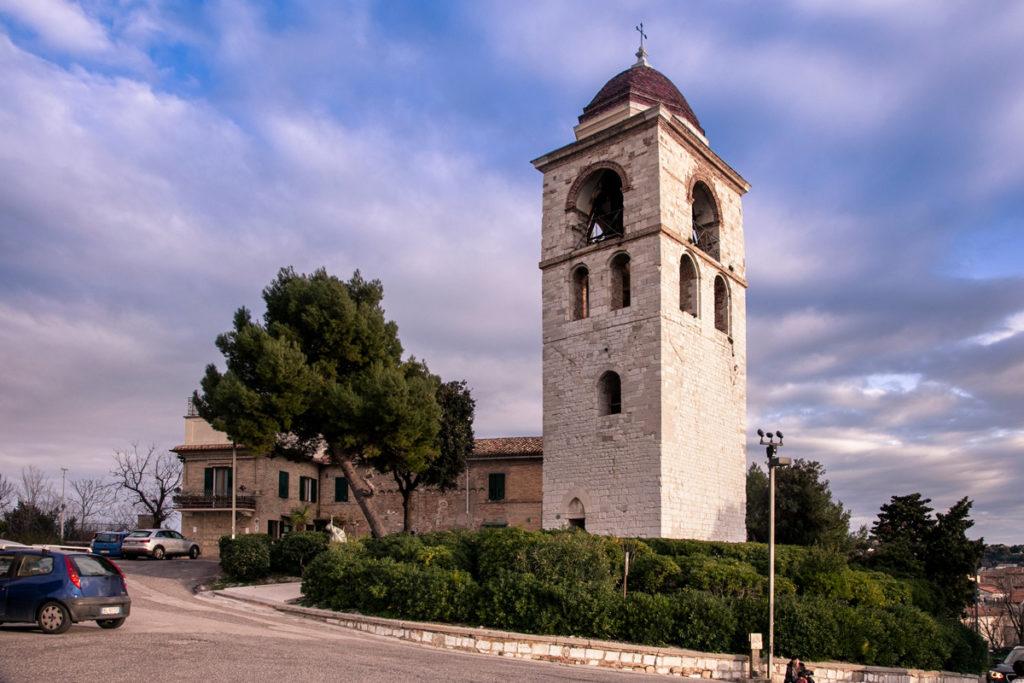 Campanile del duomo di Ancona