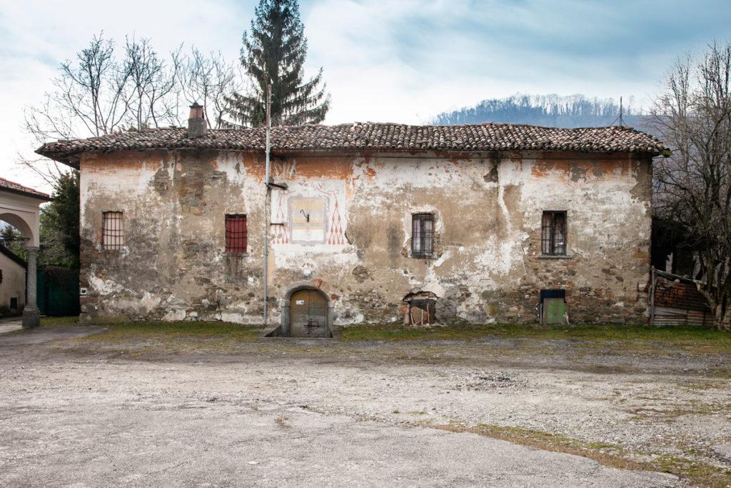 Canonica della chiesa di San Maurizio a Consonno