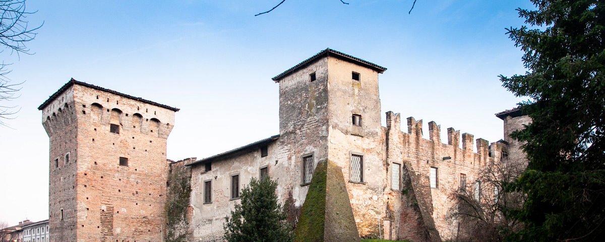 Castello Visconteo - Cosa vedere a Romano di Lombardia