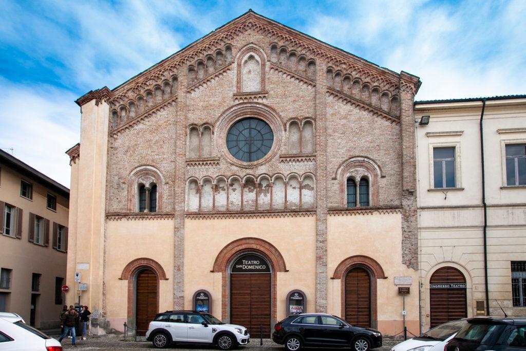 Chiesa di San Domenico - Sede del Teatro di Crema