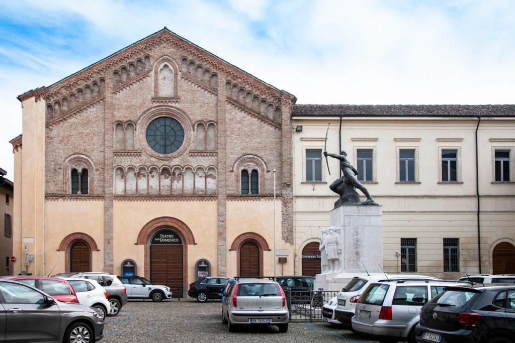 Chiesa di San Domenico in piazza Trento e Trieste
