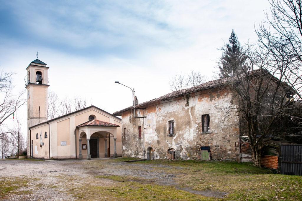 Chiesa e canonica di Consonno